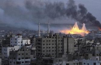 Esed rejimi İdlib'e beyaz fosforla saldırdı!