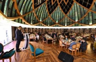 Geleneksel Kültür-Sanat iftarı Nevmekân Sahil'de gerçekleşti