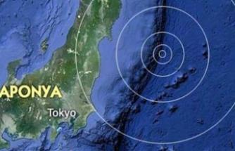 Japonya'nın başkenti depremle sarsıldı