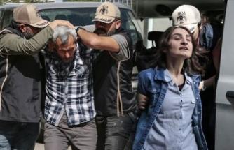 Meclis'teki terör eylemi girişiminin zanlıları tutuklandı