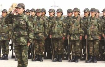 MHP'den kadınlara askerlik teklifi