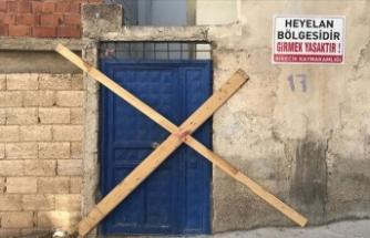 Şanlıurfa'da aynı yerde bir haftada ikinci heyelan: 13 ev boşaltıldı