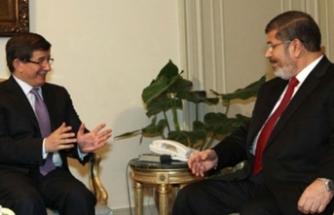Ahmet Davutoğlu, yakın arkadaşı Muhammed Mursi'nin ölümüne sessiz kalmadı!