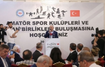 'Amatör spor Türkiye'nin geleceğidir'