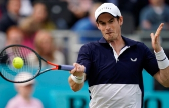 Andy Murray kortlara döndü