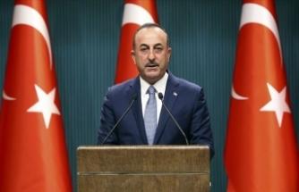 Bakan Çavuşoğlu: Dayatmaları kabul etmemiz mümkün değil
