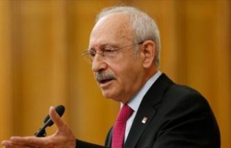 CHP Genel Başkanı Kılıçdaroğlu: Sayıştay açıklaması rapordur