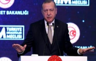 Cumhurbaşkanı Erdoğan'dan ihracatçılara müjde