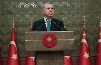 Cumhurbaşkanı Erdoğan'dan tüm vatandaşlara çağrı