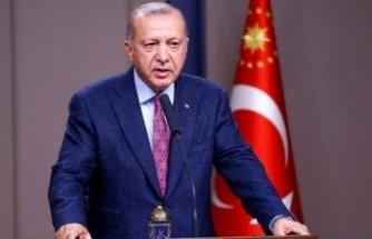 Erdoğan Kılıçdaroğlu'nun 'referandum' çağrısını yanıtladı