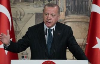 Erdoğan'dan son dakika S-400, F-35 ve 23 Haziran mesajları