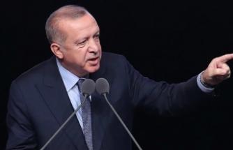 Erdoğan: 'Kamerasını ve kalemini terör örgütüne verenler...'