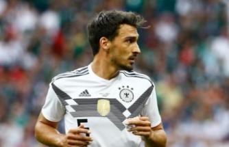 Hummels Borussia Dortmund'a dönüyor