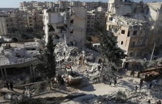İdlib'e hava saldıısı: 4 ölü