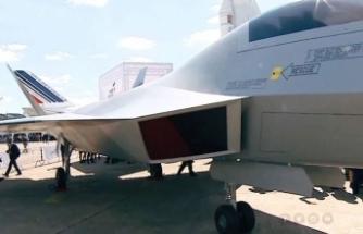 İşte Türkiye'nin ilk milli savaş uçağı
