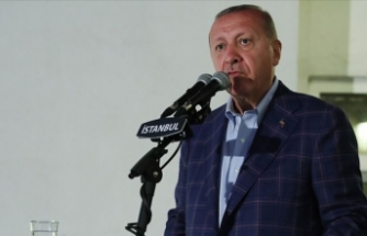 'Kuzey Kıbrıs'taki kardeşlerimizin hakkını kimseye yedirmeyiz'
