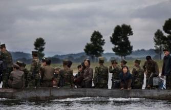 Kuzey Kore-Çin sınırında şüpheli patlama! Deprem meydana geldi