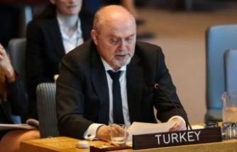 Sinirlioğlu: Suriye'de ateşkes ihlalleri artıyor
