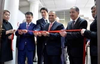 TİKA'dan Kırgızistan yargısına tadilat desteği