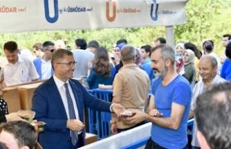 Yılın 'En Baba Buluşması' Üsküdar'da gerçekleşti
