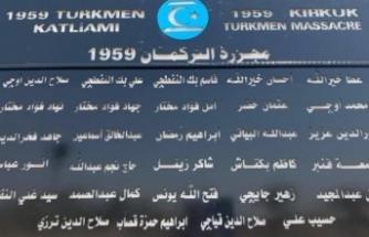 60. Yılında Kerkük Katliamı Şehitleri Kerkük'te Anıldı