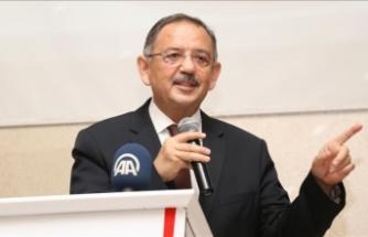AK Parti'den Ağrı'da yerel yönetim incelemesi