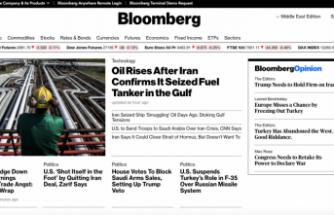 Bloomberg'den Türkiye ve Cumhurbaşkanı Erdoğan için çirkin sözler!