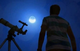 Bu gece gözünüzü gökyüzünden ayırmayın!