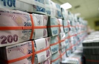 Bütçe haziranda 12 milyar lira açık verdi