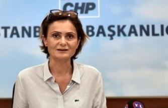 Canan Kaftancıoğlu'ndan PKK propagandasına destek!