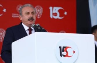 'Emniyet güçlerimiz büyük Türkiye yolunda yürümeye devam edeceklerdir'