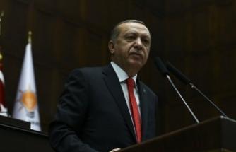 Erdoğan: Bağımsızlık ateşi yolumuzu aydınlattı