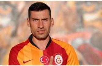 Galatasaray'da Şener Özbayraklı depremi