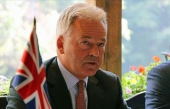 İngiltere'de deprem: Avrupa Bakanı istifa etti!
