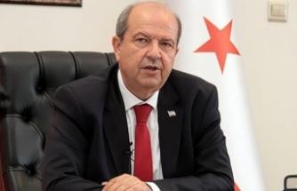KKTC Başbakanı Tatar... 'En fazla Güney Kıbrıs korksun'