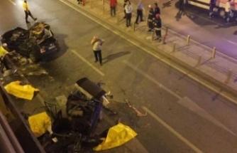 Konya'da katliam gibi kaza: Çok sayıda ölü var!