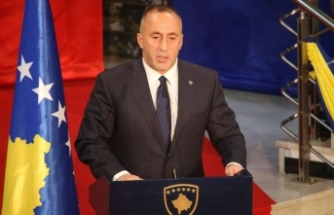 Kosova Başbakanı istifa etti!
