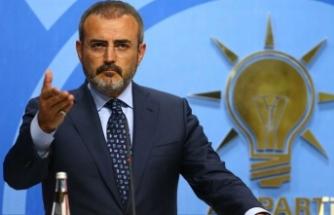 AK Parti'li Ünal'dan Babacan değerlendirmesi