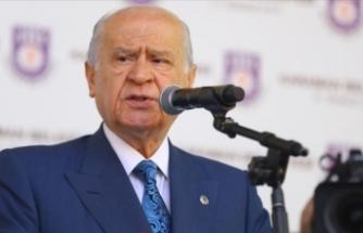 MHP Genel Başkanı Bahçeli: Kötü müttefik, Türk imzalı savaş uçakları yapılmasına gerekçe olacaktır