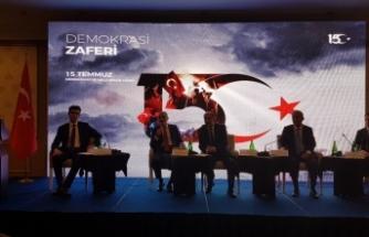 Özbekistan'da 15 Temmuz Demokrasi ve Milli Birlik Günü Konferans