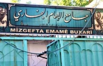 PKK/PYD'nin tünelleri yüzünden Buhari Camii çöktü!