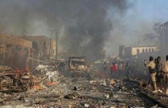 Somali'de bombalı saldırı! 25 ölü
