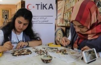 TİKA'nın Gönüllü Elçileri Ürdün'de