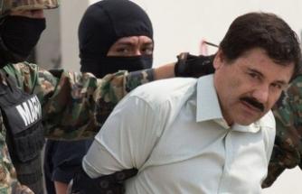 Uyuşturucu baronu 'El Chapo'nun cezası belli oldu