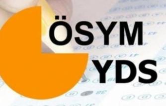 2020-YDS sınav giriş belgeleri yayımlandı