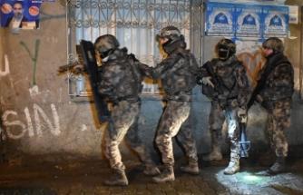 PKK/KCK'ya Özel Harekat destekli operasyon