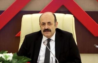 YÖK Başkanı Saraç 'Mimarlık Fakültesi Dekanları Konseyi' ile görüştü
