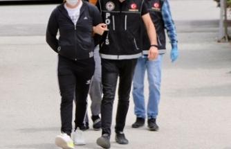 G.Antep'te zehir tacirlerine operasyon: Çok sayıda gözaltı