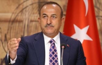 Bakan Çavuşoğlu: Libya'da Hafter'in artık meşruiyeti yok