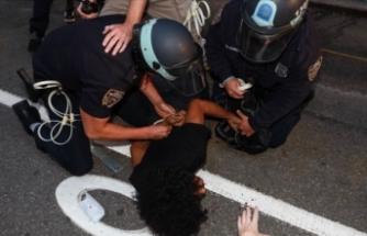 New York'ta yağmalamalar nedeniyle 700 kişi gözaltına alındı